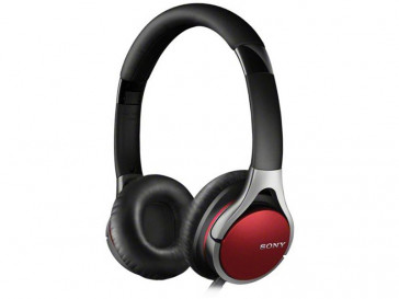 AURICULARES MDR-10RC ROJO SONY