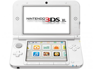 CONSOLA 3DS XL BLANCA NINTENDO