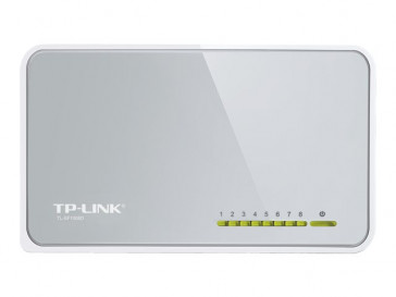 SWITCH 8 PUERTOS TL-SF1008D TP-LINK