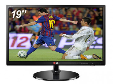 """TV/MONITOR LED FULL HD 19"""" LG 19MN43D-PZ"""