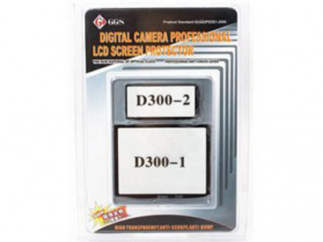 PROTECTOR LCD D300 GGS