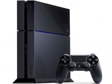 CONSOLA PS4 500GB NEGRA SONY