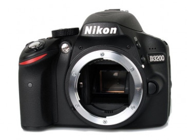 CAMARA REFLEX NIKON D3200 BODY