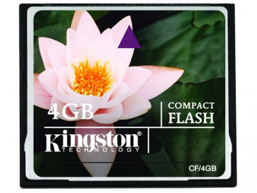 CF/4GB KINGSTON