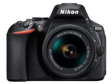 CAMARA REFLEX NIKON D5600 + AF-P 18/55 VR DX