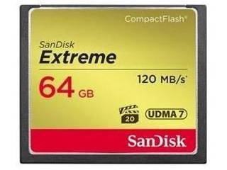 CF 64GB EXTREME (SDCFXSB-064G-G46) SANDISK