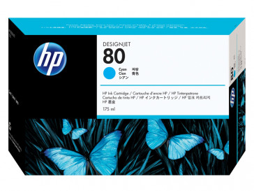 TINTA CIAN NO 80 (C4872A) HP