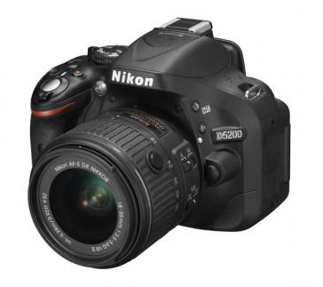 CAMARA REFLEX NIKON D5200 + 18/55 VR II