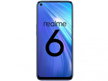 REALME 6 DUAL SIM 128/4GB (BL) REALME