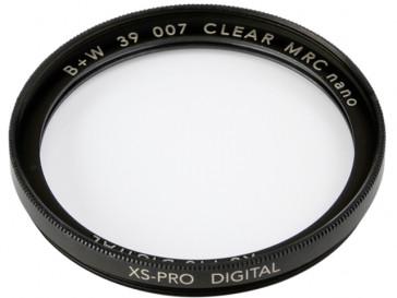 39MM CLEAR MRC NANO XS-PRO B+W
