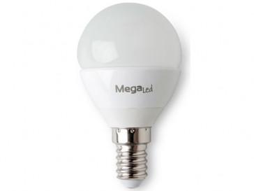 MINIBOMBILLA LED MATE 4.5W 2700K GIG14E-P45-45W MEGALED