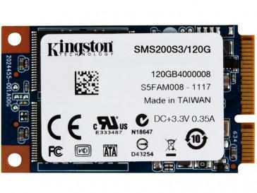 SSDNOW MS200 120GB MSATA SMS200S3/120G KINGSTON