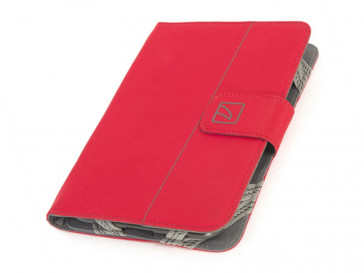 FUNDA TABLET FACILE FOLIO TAB-FA7-R ROJA TUCANO
