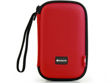 HD CASE 25 RED ML26-073 WOXTER