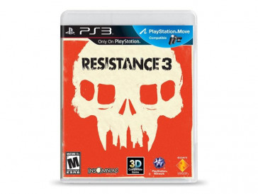 JUEGO PS3 RESISTANCE 3 SONY