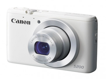 CAMARA COMPACTA CANON POWERSHOT S200 (W)