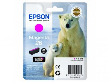 TINTA MAGENTA C13T26134010 EPSON