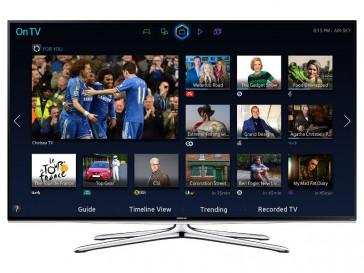 "SMART TV LED FULL HD 3D 55"" SAMSUNG UE55H6200"