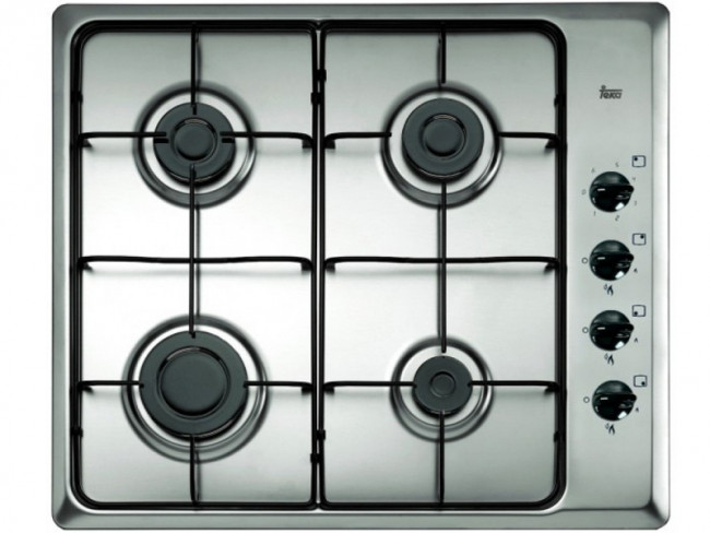 Teka placa de cocina teka hlx 60 4g al nat gas natural - Cocina encimera teka 4 platos ...