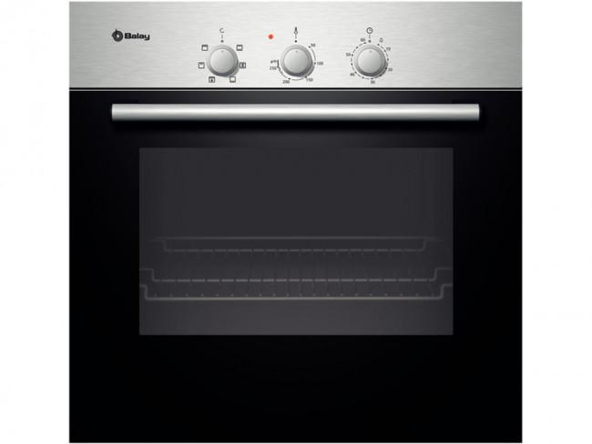 Balay horno multifuncion a balay 3hb404xm hornos for Mejores hornos multifuncion