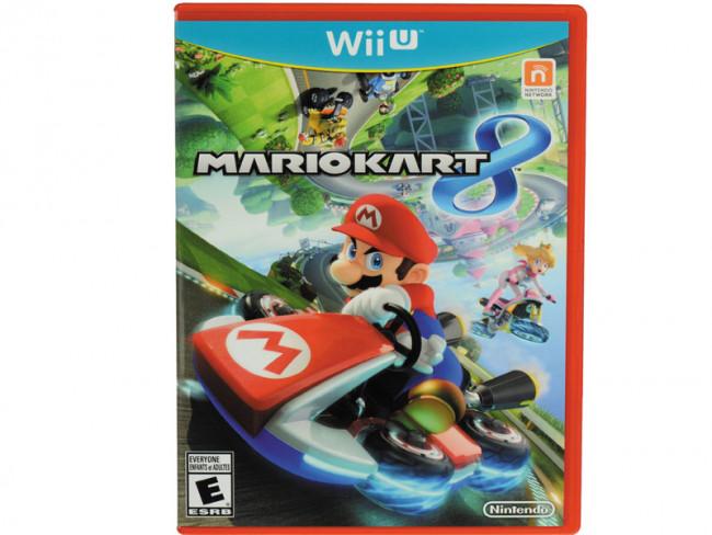 Nintendo Juego Wii U Mario Kart 8 Nintendo Videojuegos Precio