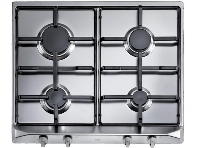 Cocina Gas Teka | Teka Placa De Cocina Teka Em 60 4g Ai Al Nat Gas Natural 60cm 4