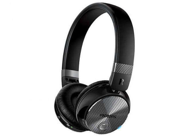 9446e9f6a92 PHILIPS AURICULARES SHB8850NC/00 PHILIPS Negro - Auriculares ...