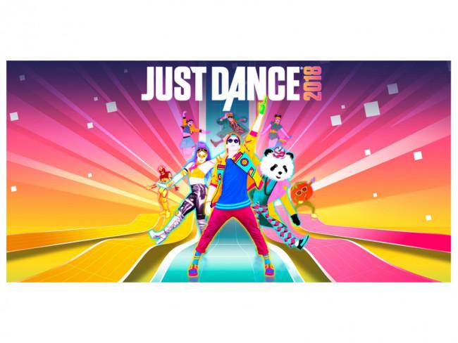 Videojuegos Multimarca Juego Wii U Just Dance 2018 Nintendo