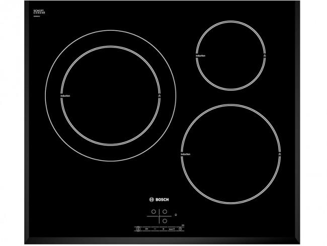 Cocina Induccion Precio | Bosch Placa De Induccion Bosch Pij651b17e 60cm 3 Zonas De Coccion