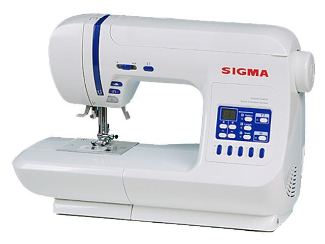 SIGMA MÁQUINA DE COSER 100E SIGMA - Máquinas de coser - precio: 351,37 €