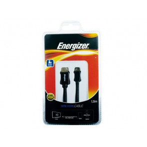 CABLE HDMI-MINI HDMI 1.5M LCAECHAC15 ENERGIZER