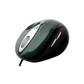 GAMING MOUSE Z2  GREEN + MOUSE PAD RAINBOW