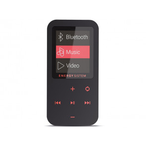 REPRODUCTOR MP4 TOUCH BLUETOOTH 8GB 426454 NEGRO/CORAL ENERGY SISTEM