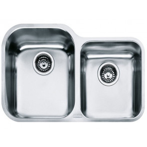 FREGADER BLOK ZOX 120 5290660 INOX (OUTLET)