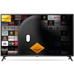 "SMART TV LED FULL HD 49"" LG 49LJ624V"