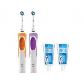 CEPILLO DENTAL ORAL-B DUO VITALITY CROSS ACTION BRAUN
