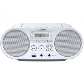 RADIO/CD ZS-PS50 USB (W) SONY