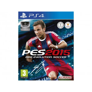 JUEGO PS4 PRO EVOLUTION SOCCER 2015 ONE EDITION KONAMI