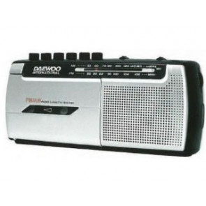RADIO CASSETTE DRP-107 DAEWOO