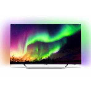 """SMART TV OLED ULTRA HD 4K ANDROID AMBILIGH 65"""" PHILIPS 65OLED873"""