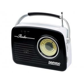 RADIO RETRO USB DRP-130 (B) DAEWOO