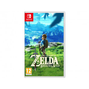 JUEGO SWITCH LEGEND OF ZELDA 2520081 NINTENDO