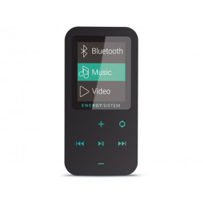 REPRODUCTOR MP4 TOUCH BLUETOOTH 8GB 426461 NEGRO/MENTA ENERGY SISTEM