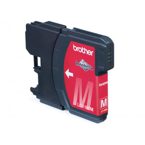 CARTUCHO TINTA MAGENTA LC1100M BROTHER