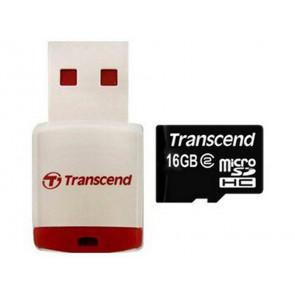 TS16GUSDHC2-P3 TRANSCEND