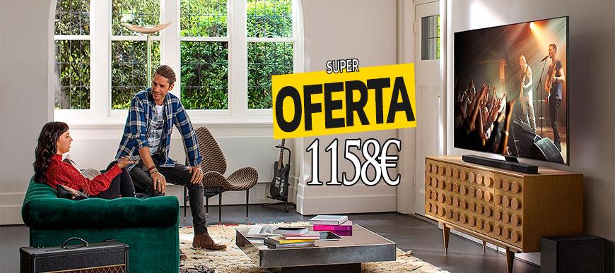 SMART TV LED ULTRA HD 4K 55