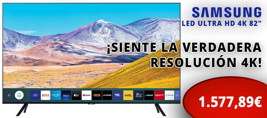 SMART TV LED ULTRA HD 4K 82